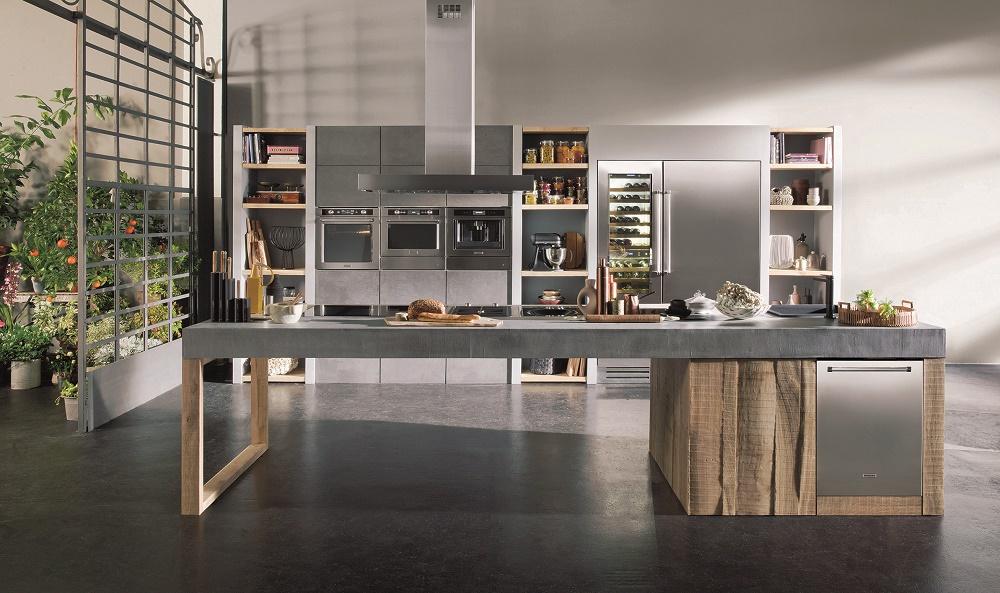 Nederlands design voor kitchenaid inbouwapparaten wonen for Bekende nederlandse interieur designers