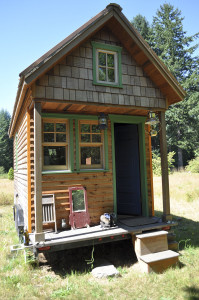 Tiny house in Washington