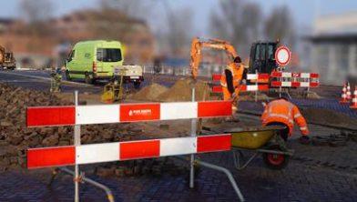 Er gaat hard aan de weg worden gewerkt in Zwolle de komende tijd