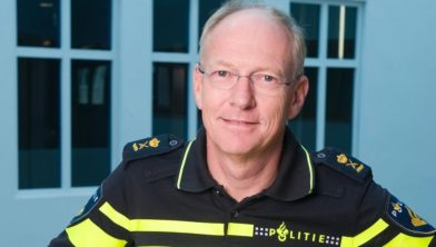 Politiechef Oscar Dros waarschuwt voor het gevaar van vuurwerk