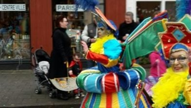 Vrijdag barst het carnaval los bij school De Phoenix