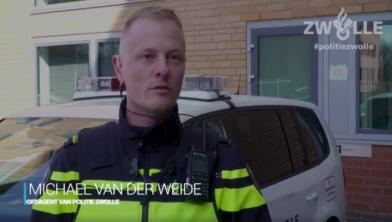 Hoofdagent Michael van der Weide