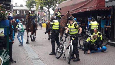 Training horecageweld in de Voorstraat