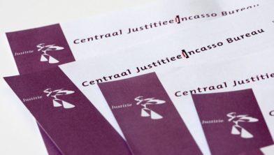 Het Centraal Justitieel Incassobureau voor de overheid