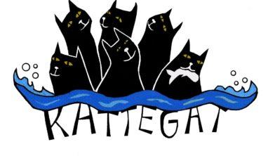 Het Kattegatfestival op 8 september