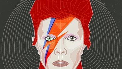 David Bowie staat centraal op 10 januari