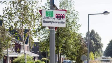 Steeds meer wijken krijgen wakende ogen voor de veiligheid in de buurt