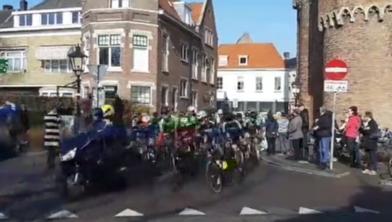 De start van de Ster van Zwolle