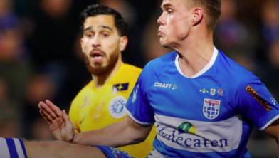 De Graafschap pakt drie punten in Zwolle