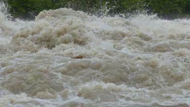 Het is een grote angst voor overheden dat op den duur het water door Zwolle stroomt door hoog water