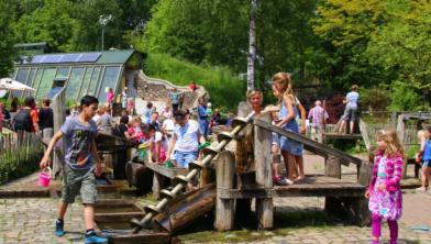 Doepark Nooterhof een oase voor kinderen