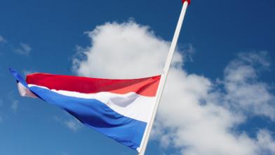 Morgen vlag halfstok op overheidsgebouwen