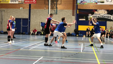 Nog een stap naar de hoofdklasse voor Sparta Zwolle