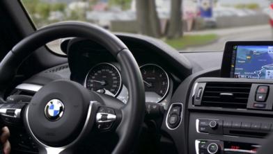 Navigatie in de auto is een hulpmiddel