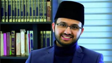 Imam Safeer Siddiqui van de Ahmadiyya Moslim Gemeenschap