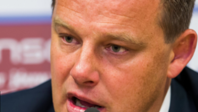 John Stegeman, trainer van PEC Zwolle