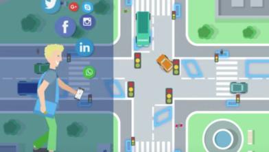 Verkeerslichten worden steeds intelligenter door het gebruik van data van mobiele telefoons