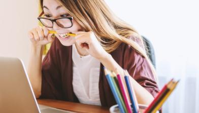 Bij heel veel scholieren is de spanning om te snijden