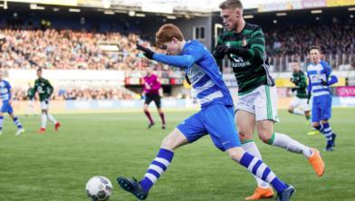De overgang van Sepp van den Berg naar Liverpool is een zekerheid geworden