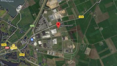 Bedrijventerrein Hessenpoort Zwolle
