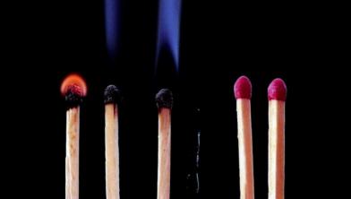 Een burn-out komt sluipend je leven binnen