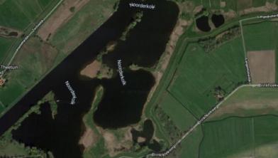 Het Natura2000-gebied waar de omstreden bruiloft werd gegeven waarop René de Heer sprak
