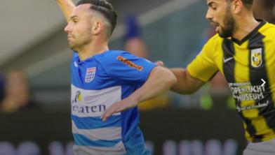 Na drie duels nog steeds geen punten voor PEC Zwolle
