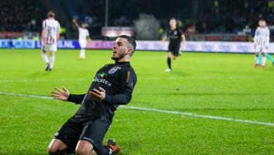 Mustafa Saymak keert weer terug op de Nederlandse velden