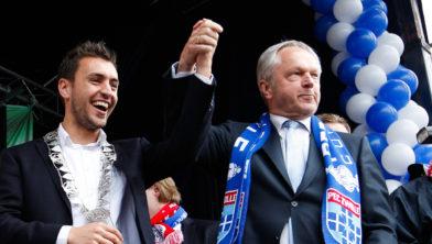 Henk Jan Meijer, het negende erelid van PEC Zwolle