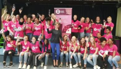 Het project Wereldmeiden is gestart in Zwolle