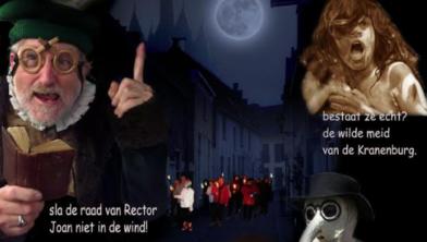 Zwerven door de sloppen en krochten van Zwolle