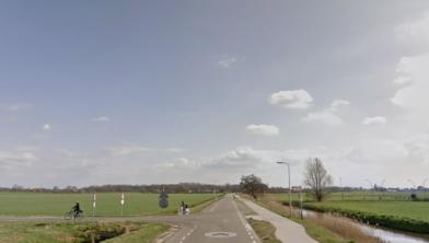 Ruimzichtweg in Zwolle