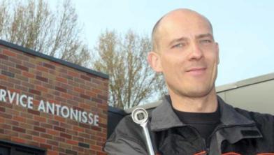 Paul Antonisse van Auto Airco Service Antonisse