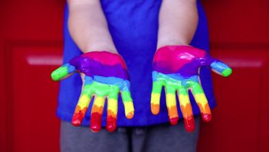 De centrale vraag is of homo's als gelijkwaardig kunnen worden gezien in de kerk