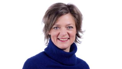 Gerdien Rots, fractievoorzitter van de ChristenUnie