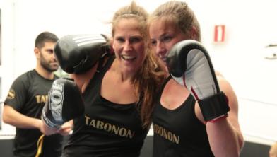 Klaar voor de strijd: kickboksgala van Tabonon