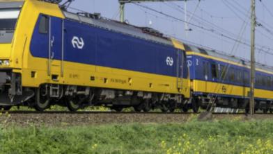 NS waarschuwt voor treinstoringen na de storm