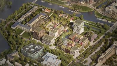 De wijk Weezenlanden-Noord wordt gesloopt en herbouwd