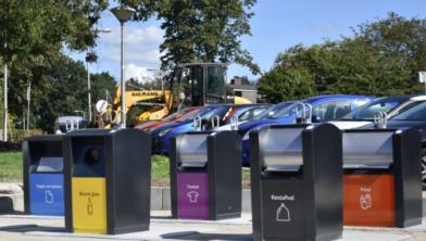 Diezerpoorters krijgen meer mogelijkheden afval te scheiden