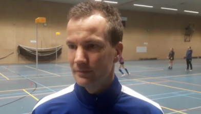Sparta-coach Henco Pullen verlengt zijn contract