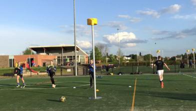 Kom gezellig meetrainen bij korfbalclub Sparta Zwolle