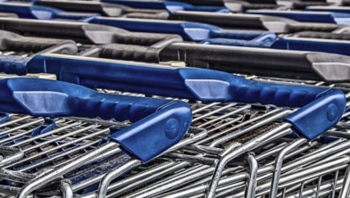 Hoe veilig is een winkelwagen als het gaat om het coronavirus