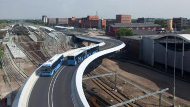 Op 25 mei beginnen de werkzaamheden aan de Schuttebusbrug