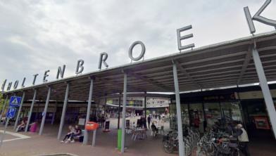 Het winkelcentrum in Holtenbroek krijgt een opknapbeurt