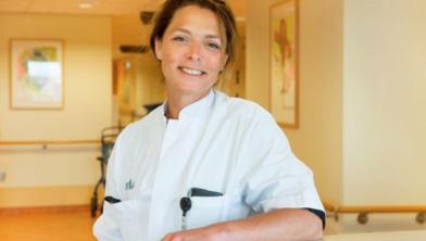 internist-infectioloog en acuut geneeskundige Jolande Bouwhuis
