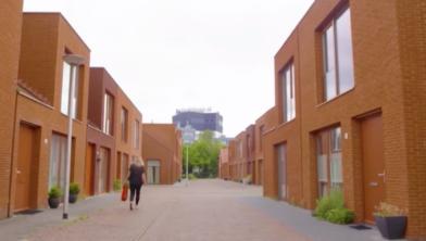 Kamperpoort als levendige wijk van Zwolle
