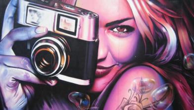 Zwolle wil met street art een hippe stad gaan worden