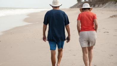 Minder ouderen gaan op reis uit angst voor het coronavirus