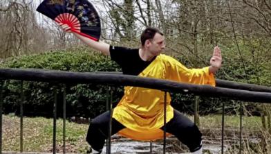 Chinese krijgskunst in Zwolle