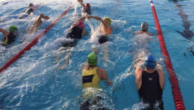 Het Openluchtbad houdt weer de zwemloop